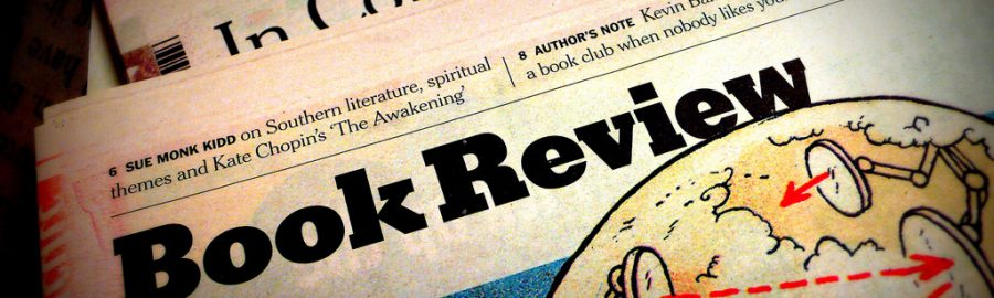 Book review masthead image